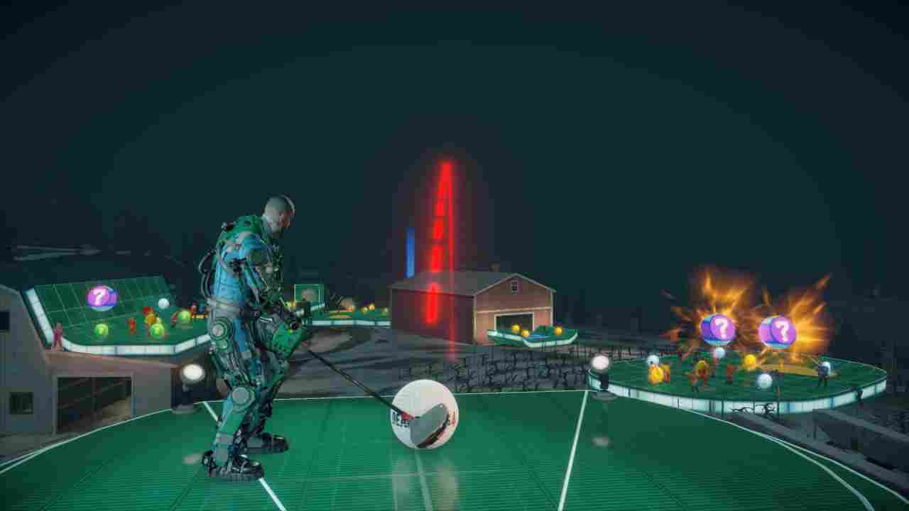 Dead Rising 4 - Super Ultra Dead Rising 4 Mini Golf Background Image