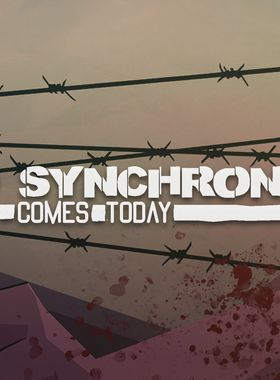 Dead Synchronicity: Tomorrow Comes Today Key Art