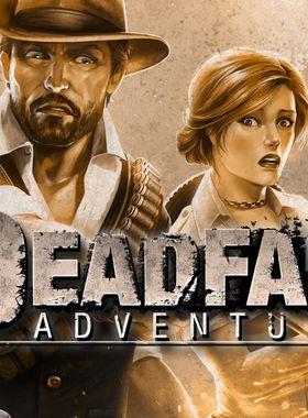 Deadfall Adventures Key Art