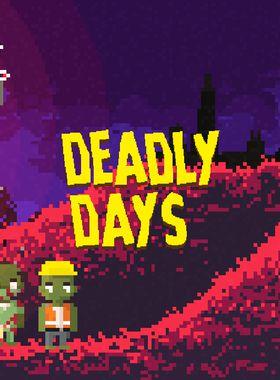 Deadly Days Key Art