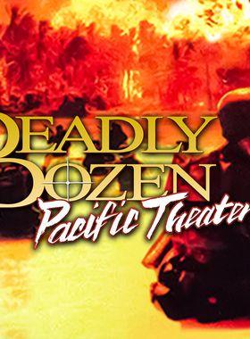 Deadly Dozen: Pacific Theater Key Art