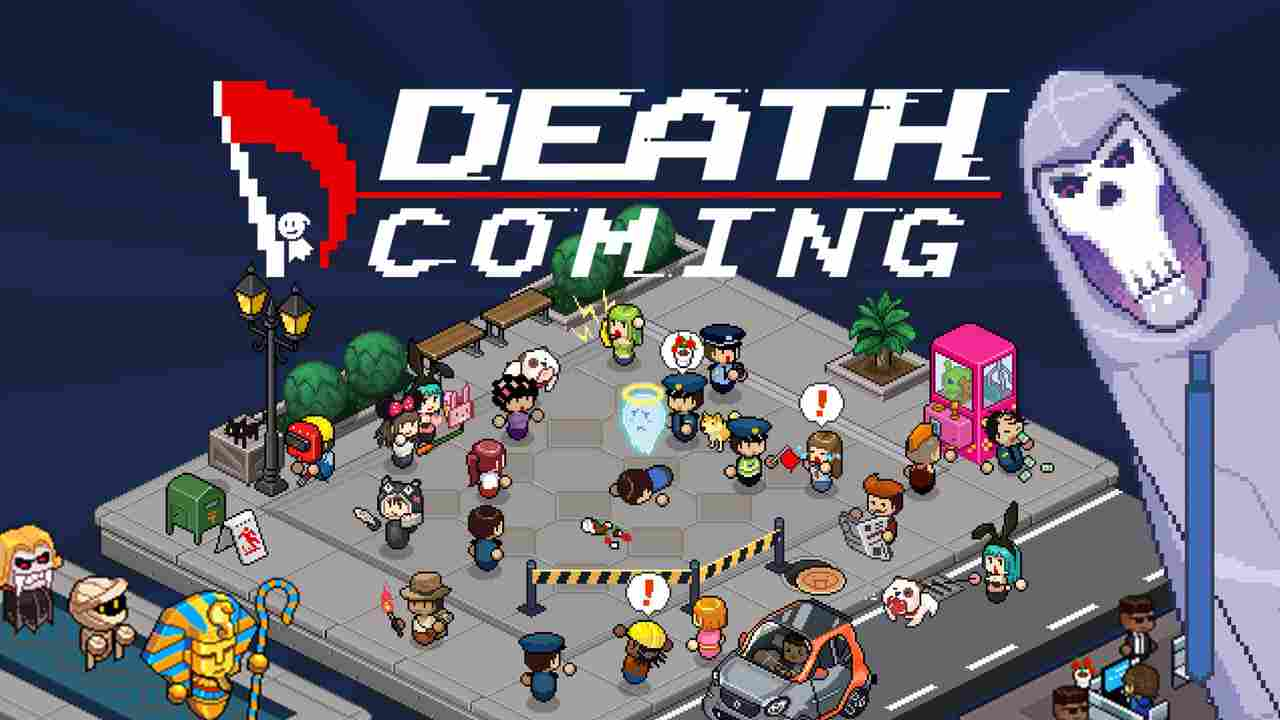 Death Coming Thumbnail