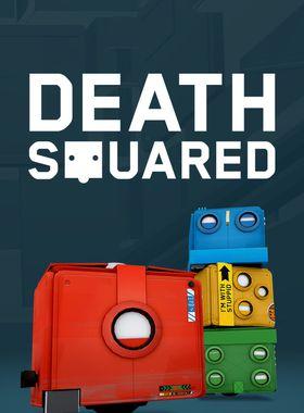 Death Squared Key Art
