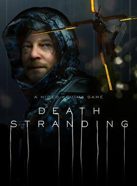 Death Stranding Key Art