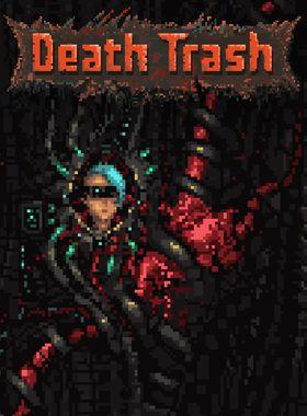 Death Trash Key Art
