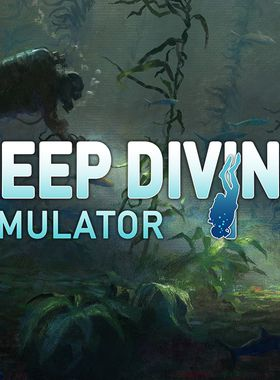 Deep Diving Simulator Key Art