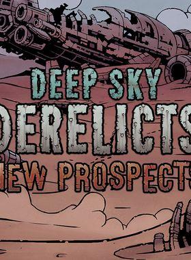 Deep Sky Derelicts - New Prospects Key Art