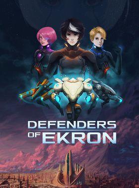 Defenders of Ekron Key Art