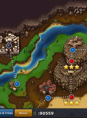 Defender's Quest: Valley of the Forgotten Key Art