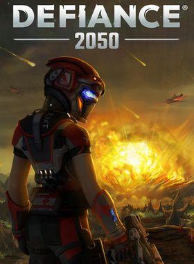 Defiance 2050 Key Art