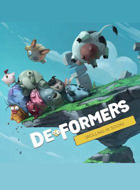 Deformers Key Art