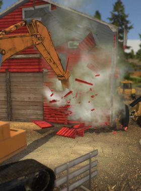 Demolish and Build Company 2017 Key Art