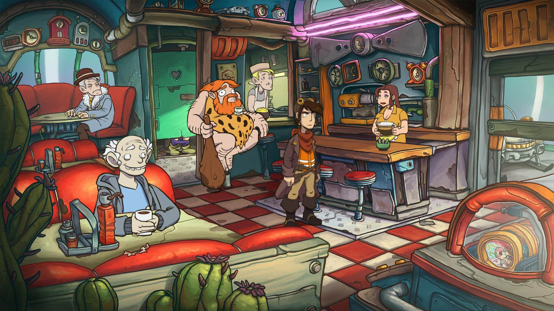 Deponia Doomsday Video