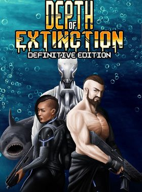 Depth of Extinction Key Art