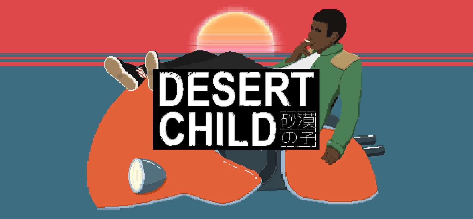 Desert Child Thumbnail