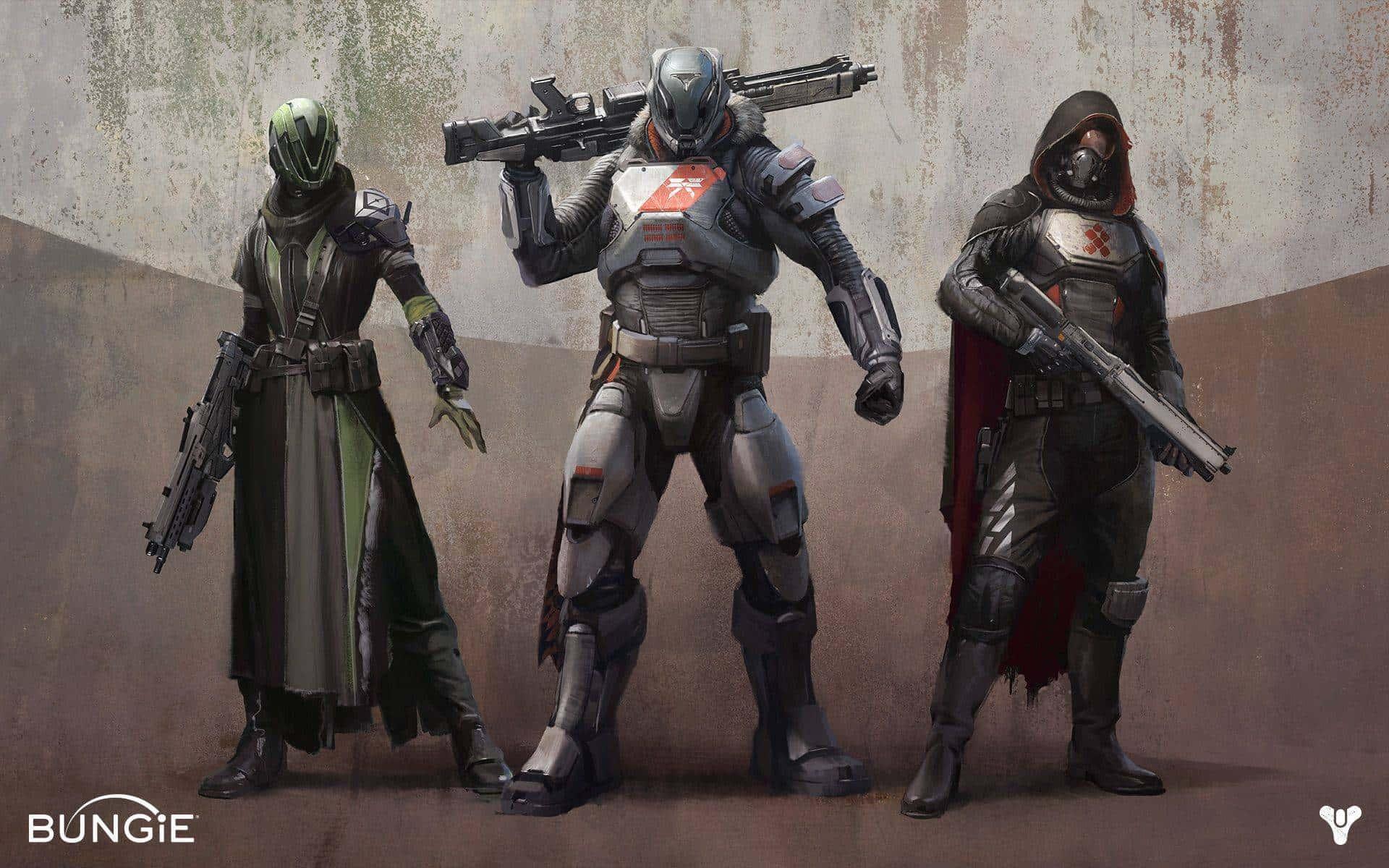 Which Destiny 2 class you should choose! Thumbnail