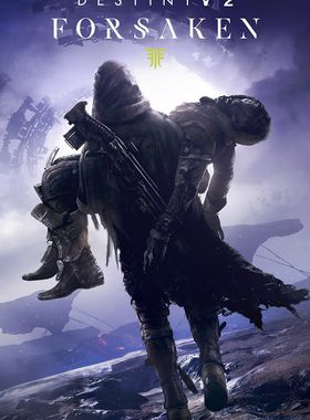 Destiny 2: Forsaken Key Art