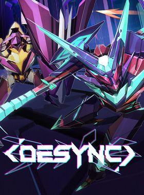 DESYNC Key Art