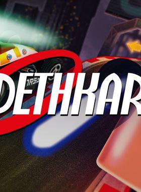 DethKarz Key Art