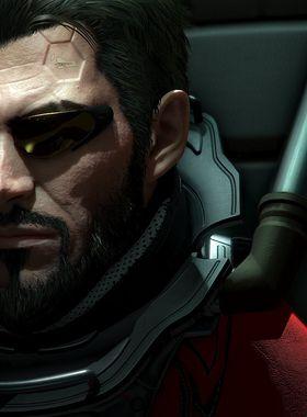 Deus Ex: Mankind Divided - A Criminal Past Key Art