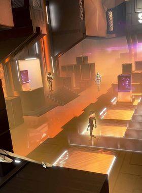 Deus Ex: Mankind Divided Key Art