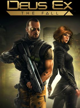 Deus Ex: The Fall Key Art