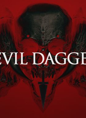 Devil Daggers Key Art