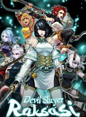 Devil Slayer - Raksasi Key Art