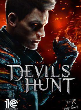 Devil's Hunt Key Art
