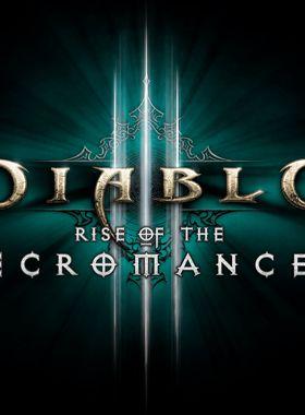 Diablo 3: Rise of the Necromancer Key Art