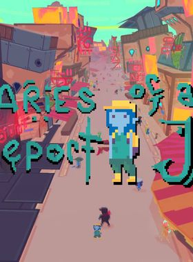 Diaries of a Spaceport Janitor Key Art