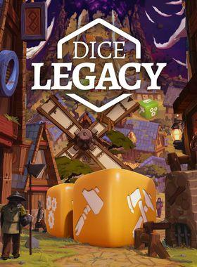 Dice Legacy Key Art