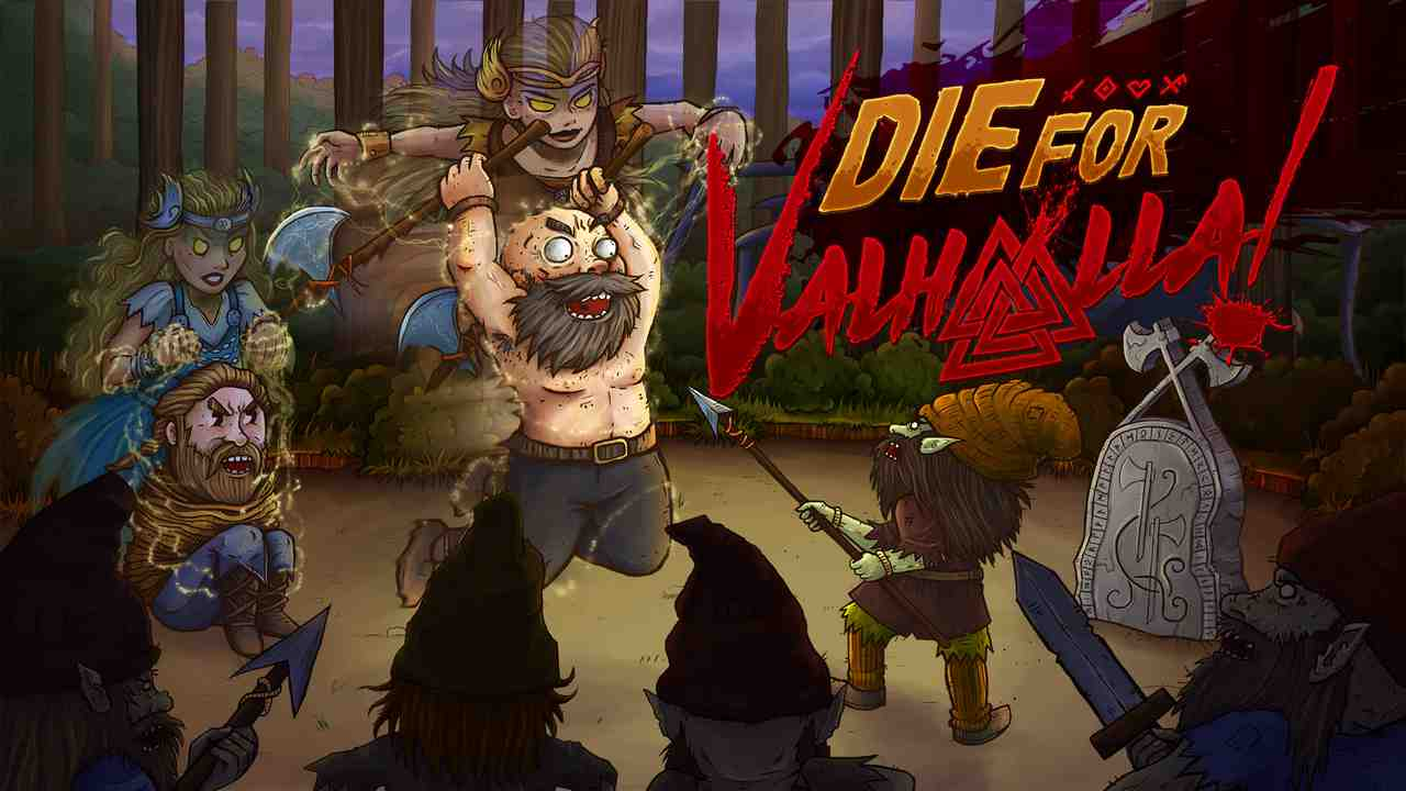 Die for Valhalla! Thumbnail