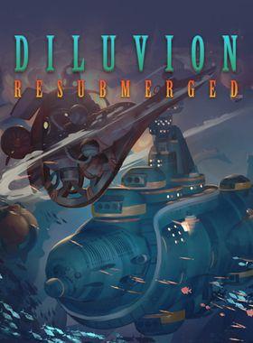 Diluvion Key Art