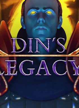 Din's Legacy Key Art