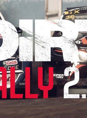 DiRT Rally 2.0 Key Art