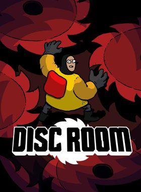 Disc Room Key Art