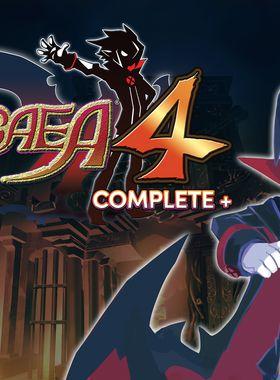 Disgaea 4 Complete+ Key Art