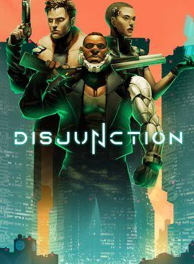 Disjunction Key Art