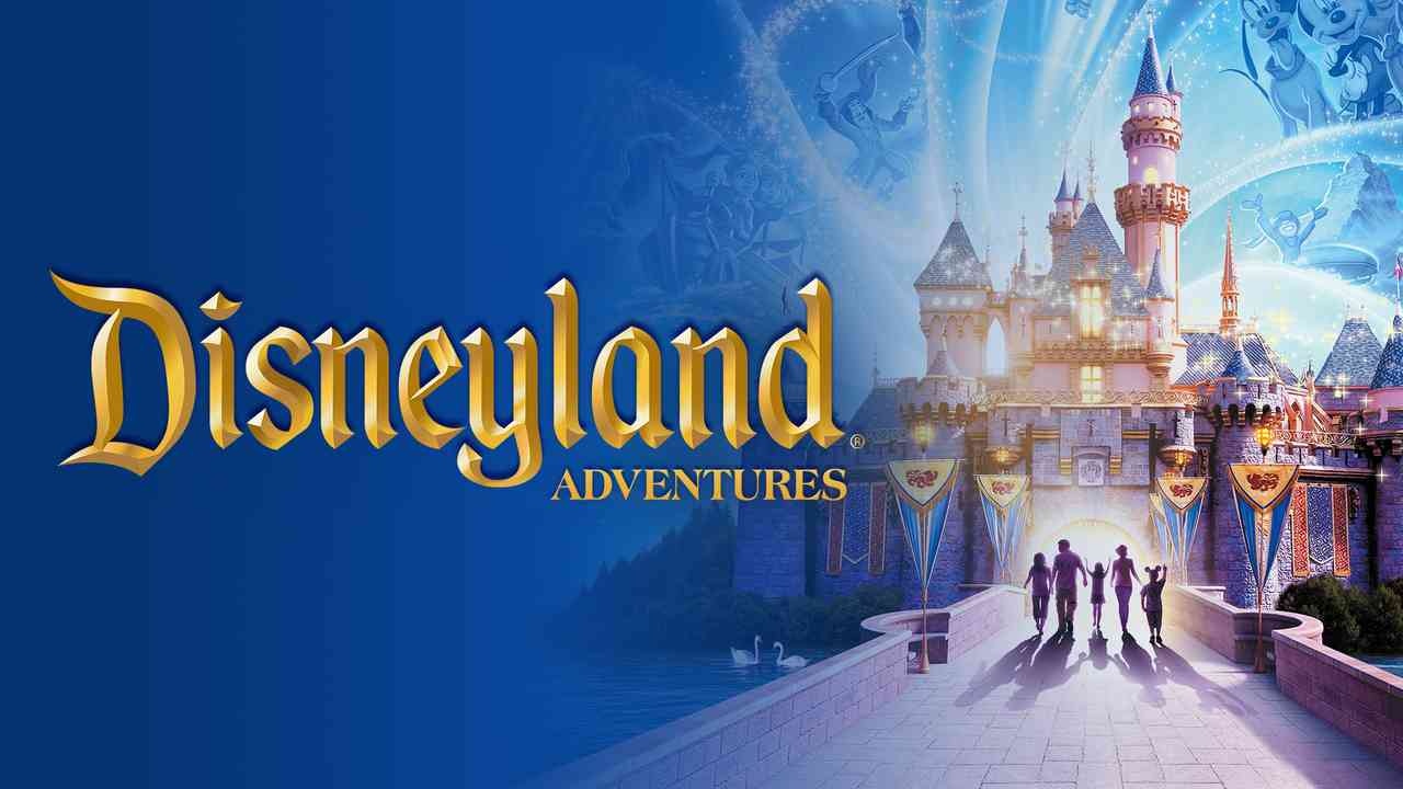 Disneyland Adventures Background Image