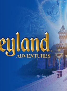 Disneyland Adventures Key Art