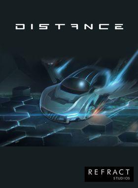 Distance Key Art