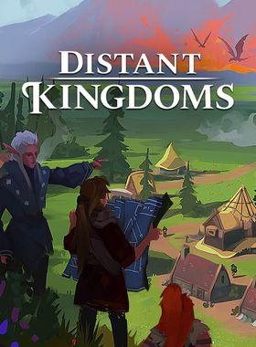 Distant Kingdoms Key Art
