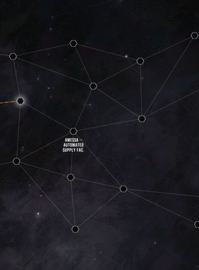 Distant Star: Revenant Fleet Key Art