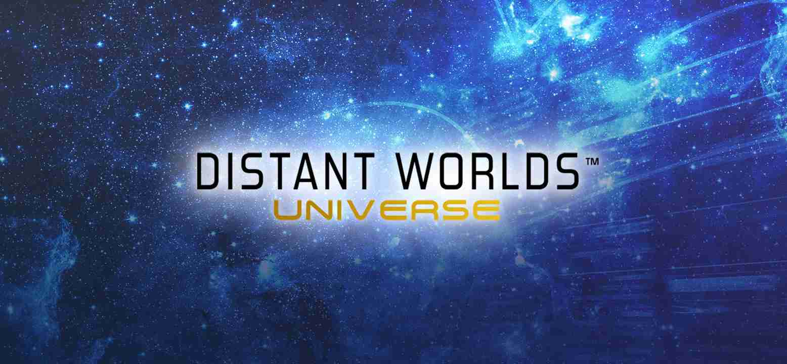 Distant Worlds: Universe Thumbnail