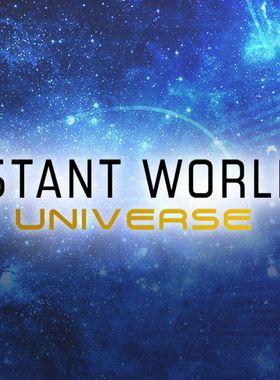 Distant Worlds: Universe Key Art