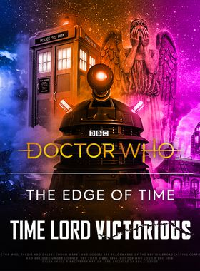 Doctor Who: The Edge Of Time Key Art