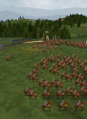 Dominions 5 - Warriors of the Faith Key Art