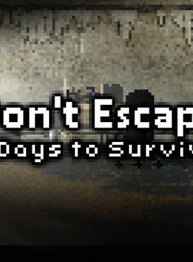 Don't Escape: 4 Days to Survive Key Art