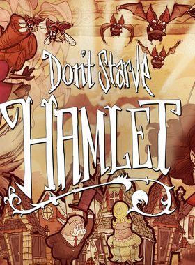 Don't Starve: Hamlet Key Art